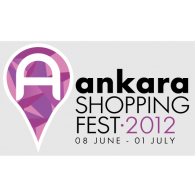 Logo of Ankara Shopping Fest