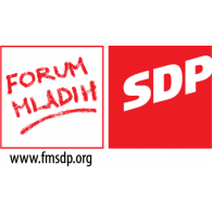 Logo of Forum mladih SDP