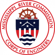 Logo of Mississippi River Commission