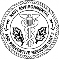 Logo of Navy Environmental and Preventive Medicine Unit 2