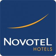 Logo of Novotel Hotels