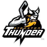 Logo of Stockton Thunder