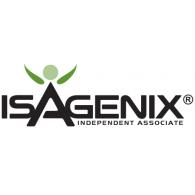 Logo of Isagenix