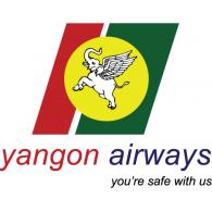 Logo of Yangon Airways
