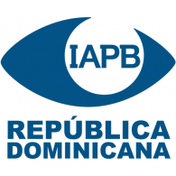 Logo of IAPB Dominicana