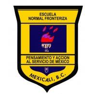 Logo of Escuela Normal Fronteriza de Mexicali