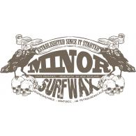 Logo of Minor Surf Wax