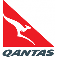 Logo of Qantas