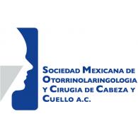 Logo of Sociedad Mexicana de Otorrinolaringologia