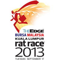 Logo of The Edge KL Rat Race 2013