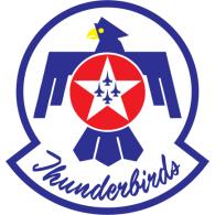 Logo of Air Force Thunderbirds