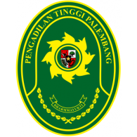 Logo of Pengadilan Tinggi Palembang