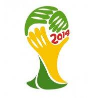 Logo of Copa Brasil 2014