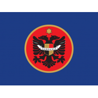 Logo of Flag of Dardania