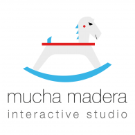 Logo of Mucha Madera Interactive Studio