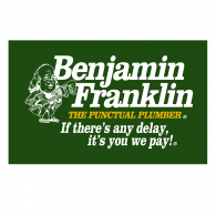 Logo of Benjamin Franklin Plumbing