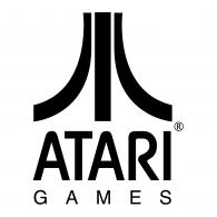 Logo of Atari