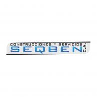 Logo of Construcciones y Servicios Seqben C.A.