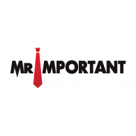 Logo of Mr. Important