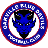Logo of Oakville Blue Devils FC