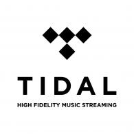 Logo of Tidal