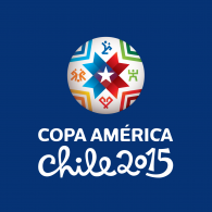 Logo of Copa América Chile 2015