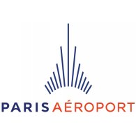 Logo of Paris Aéroport / Aéroport de Paris / Paris Airport / Group ADP