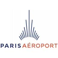 Logo of Paris Aéroport / Aéroport de Paris / Paris Airport / Group ADP