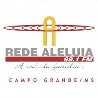 Logo of Rede Aleluia Campo Grande ms