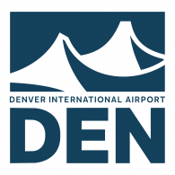 Logo of Denver International Airport