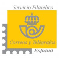 Logo of Correos Servicio Filatélico