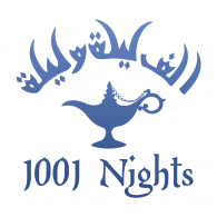 Logo of 1001 Nights