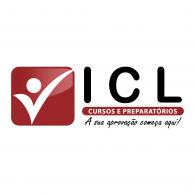 Logo of ICL - Cursos e Preparatórios