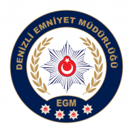 Logo of Denizli Emniyet Müdürlüğü