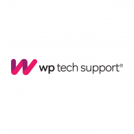Logo of WP Tech Support