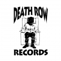 Logo of Death Row Records