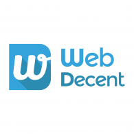 Logo of WebDecent