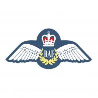 Logo of RAF Tunic Badge