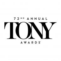 Logo of Tony Awards 72nd