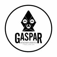 Logo of Gaspar Graphic Design Freelancer