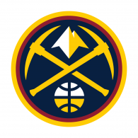 Logo of Denver Nuggets Primary