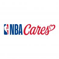 Logo of NBA Cares