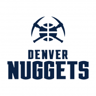 Logo of Denver Nuggets Wordmark