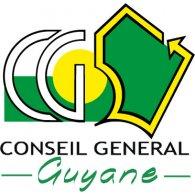 Logo of Conseil Général de la Guyane