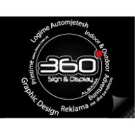 Logo of 360 Signs&Display