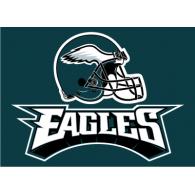 philadelphia eagles brands of the world download vector logos rh brandsoftheworld com eagles logo vector art eagle free vector art