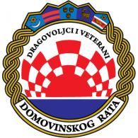 Logo of Udruga dragovoljaca i veterana Domovinskog rata