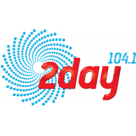 Logo of 2dayFM