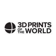 Logo of 3D Prints of the World