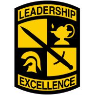 Logo of Army ROTC